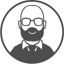Avatar homme barbu