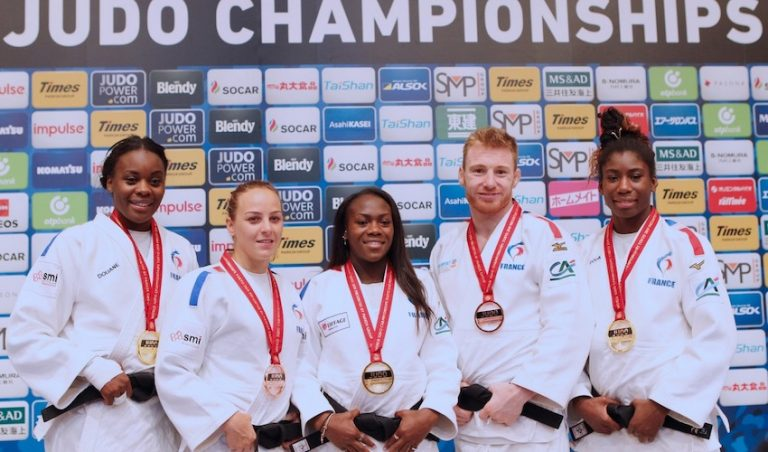 Judo-champions-du-monde